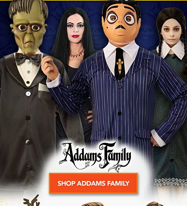 Shop Addams Family Costumes