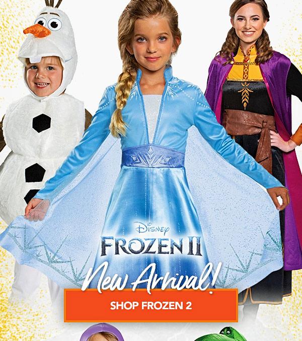 Shop Frozen 2 Costumes