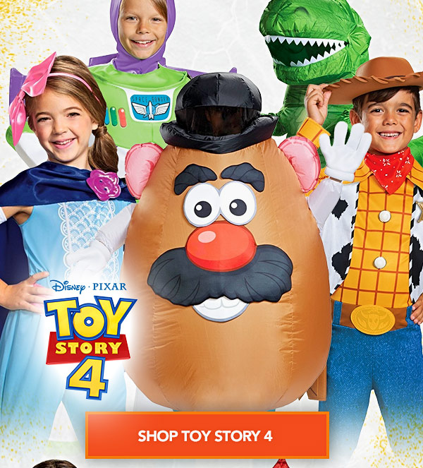 Shop Toy Story 4 Costumes