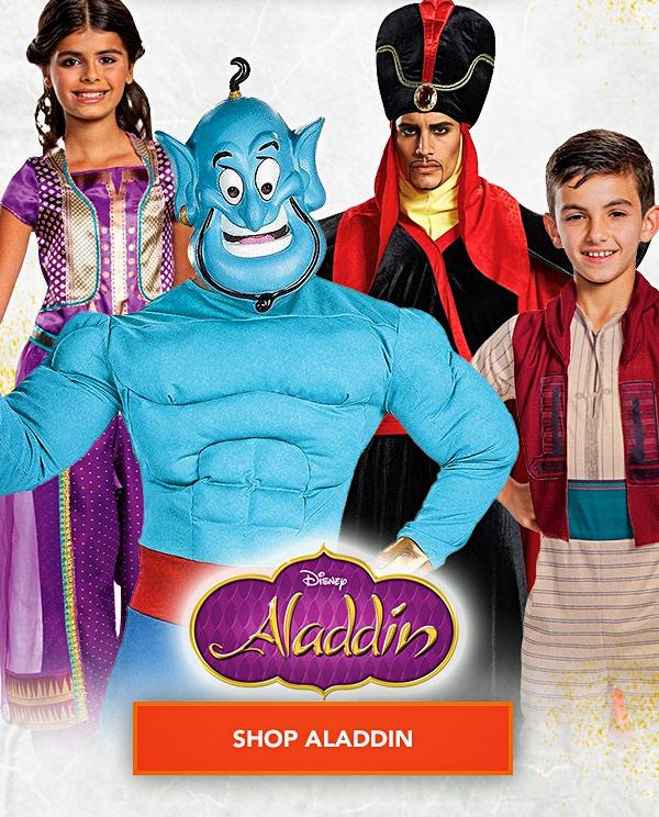 Shop Aladdin Costumes